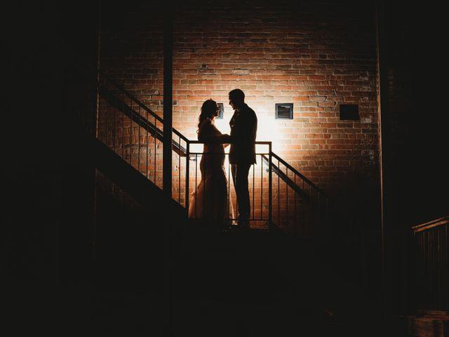 Steve and Beth's wedding in Alliston, Ontario 2