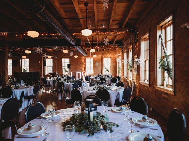 Steve and Beth's wedding in Alliston, Ontario 39