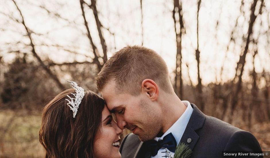 Steve and Beth's wedding in Alliston, Ontario