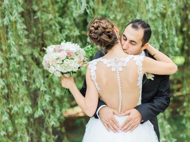The wedding of Karin and Sarkis