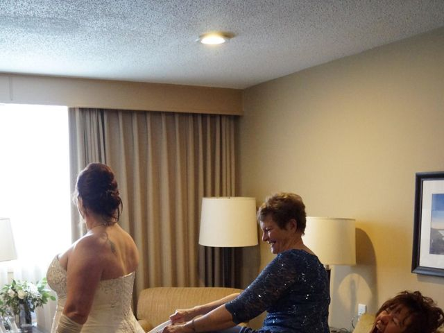 Mike and Kendra's wedding in Red Deer County, Alberta 13