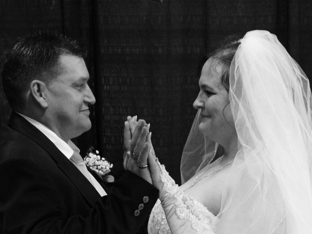 Mike and Kendra's wedding in Red Deer County, Alberta 28