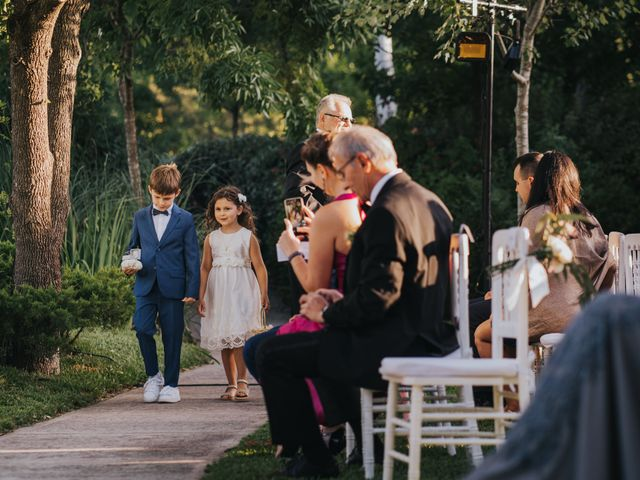Michael and Carol's wedding in Vancouver, British Columbia 42