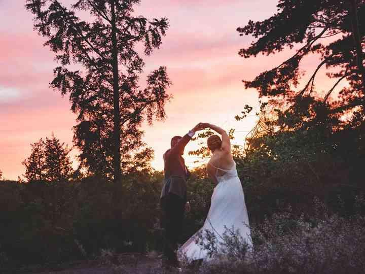 The wedding of Lauren and Tanner