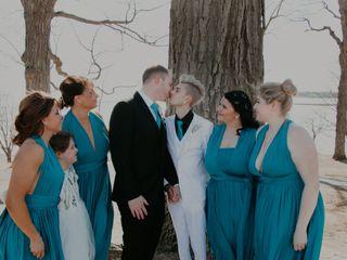The wedding of Geoff and David 3