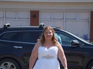 The wedding of Jenn and Ryan 2
