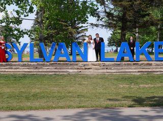 The wedding of Jenn and Ryan