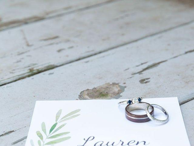 Tanner and Lauren's wedding in Waterdown, Ontario 3