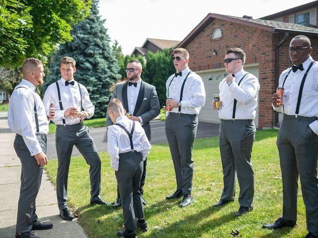 Tanner and Lauren's wedding in Waterdown, Ontario 9