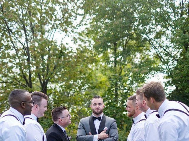 Tanner and Lauren's wedding in Waterdown, Ontario 14