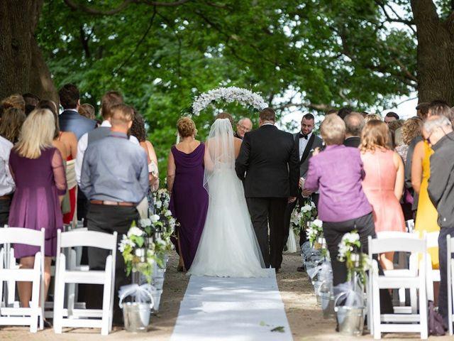Tanner and Lauren's wedding in Waterdown, Ontario 18