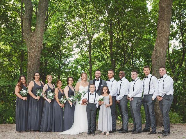 Tanner and Lauren's wedding in Waterdown, Ontario 26