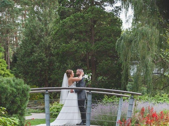Tanner and Lauren's wedding in Waterdown, Ontario 1