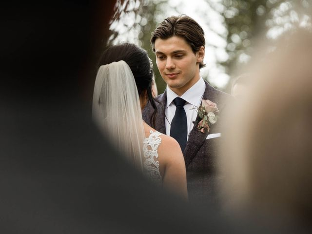 Dysin and Brittney's wedding in Canmore, Alberta 125