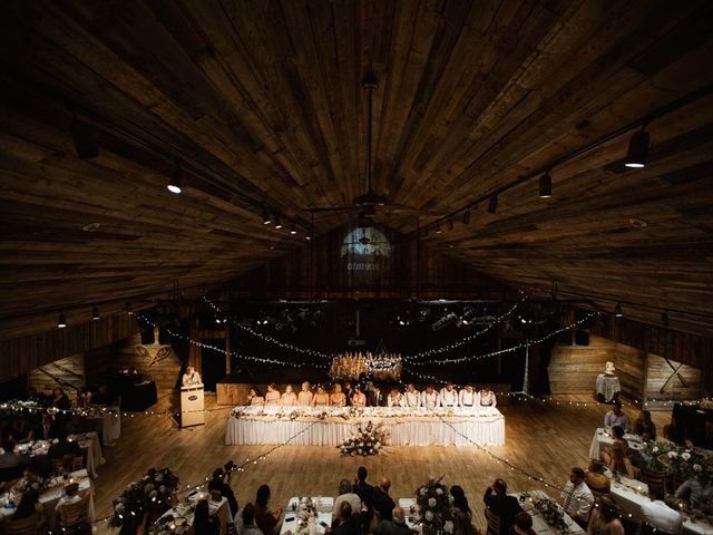 Dysin and Brittney's wedding in Canmore, Alberta 177