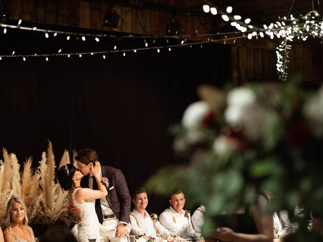 Dysin and Brittney's wedding in Canmore, Alberta 180
