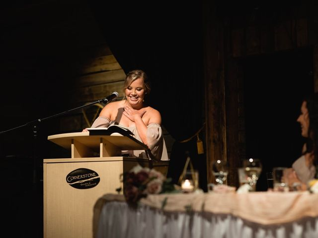 Dysin and Brittney's wedding in Canmore, Alberta 181