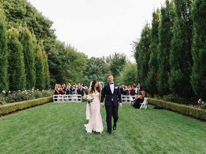 The wedding of Kalla and Lukas