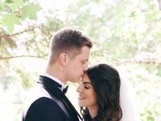 The wedding of Kalla and Lukas 2