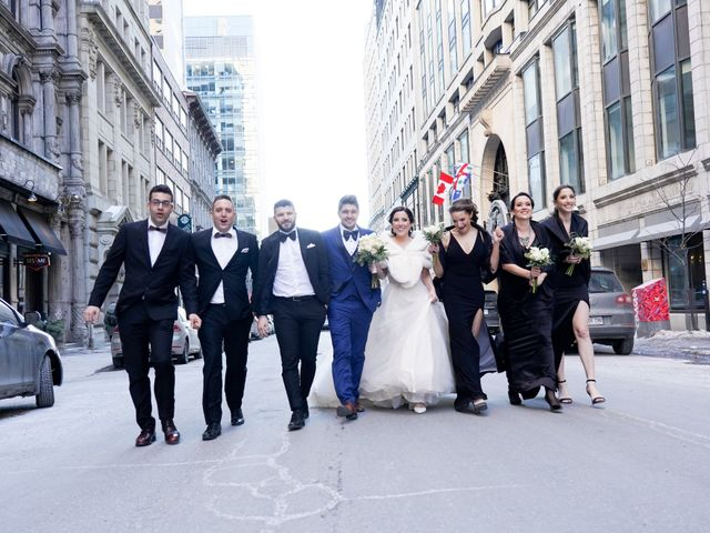 Tristan and Elena's wedding in Montreal, Quebec 41