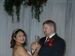 The wedding of Michael Schau Castillo and Aries Reyes Castillo 3