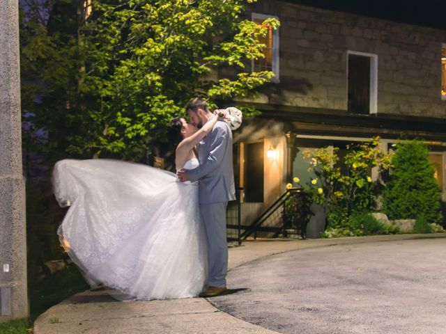 Michael and Jenn's wedding in Ancaster, Ontario 8