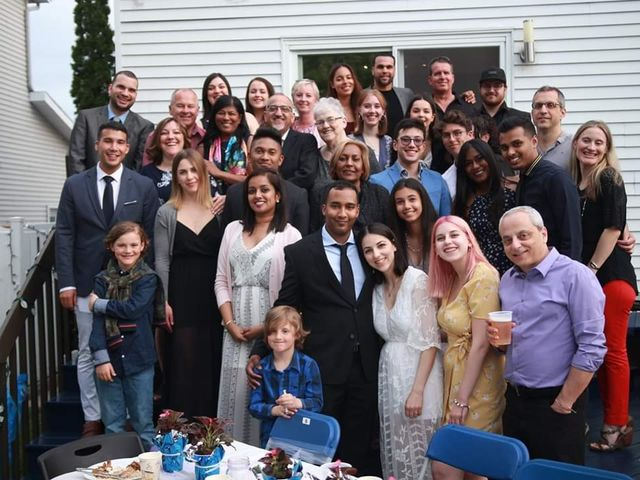 Andrew and Jennifer's wedding in Montreal, Quebec 2
