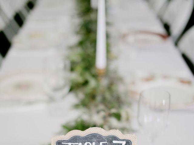 Cody and Tiana's wedding in Fort Qu'Appelle, Saskatchewan 13