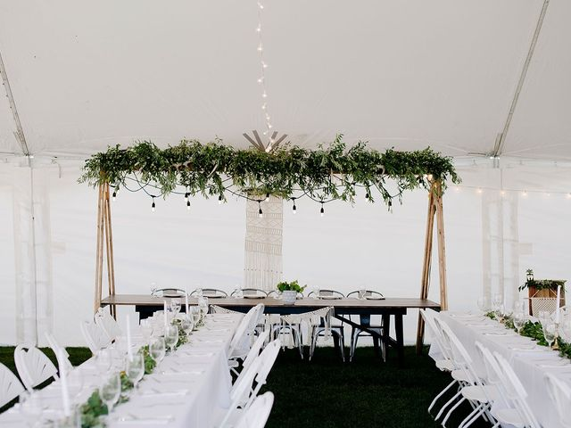 Cody and Tiana's wedding in Fort Qu'Appelle, Saskatchewan 26