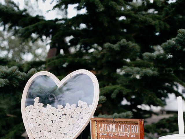 Cody and Tiana's wedding in Fort Qu'Appelle, Saskatchewan 29