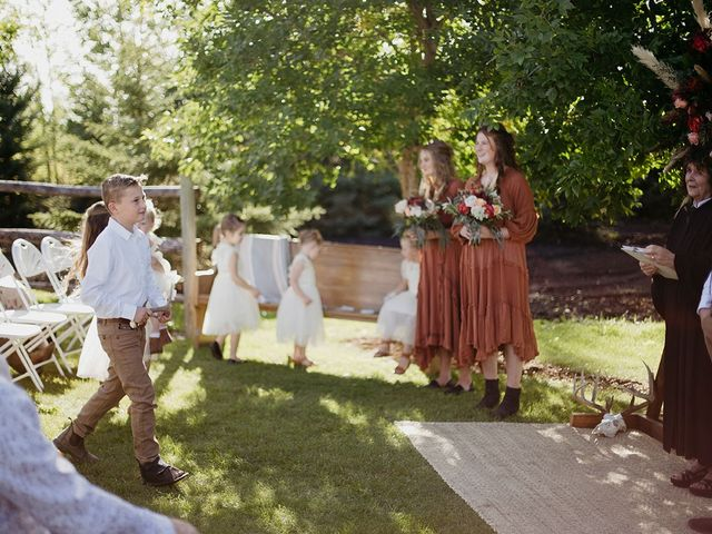 Cody and Tiana's wedding in Fort Qu'Appelle, Saskatchewan 60