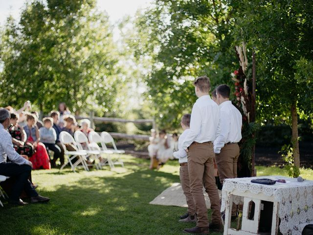 Cody and Tiana's wedding in Fort Qu'Appelle, Saskatchewan 61