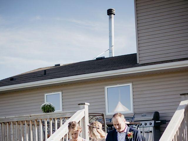 Cody and Tiana's wedding in Fort Qu'Appelle, Saskatchewan 63