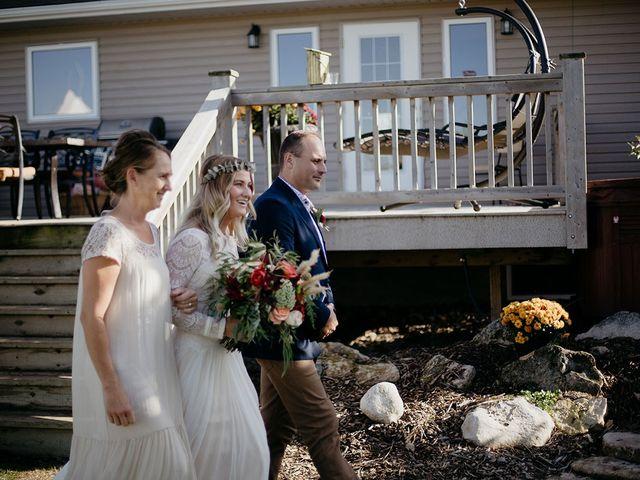 Cody and Tiana's wedding in Fort Qu'Appelle, Saskatchewan 64