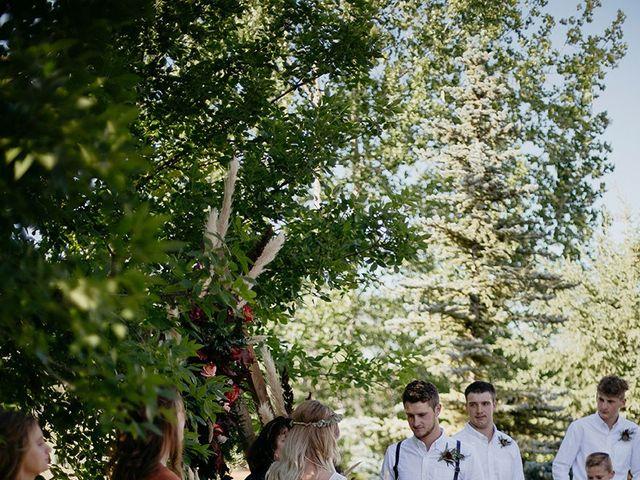 Cody and Tiana's wedding in Fort Qu'Appelle, Saskatchewan 68