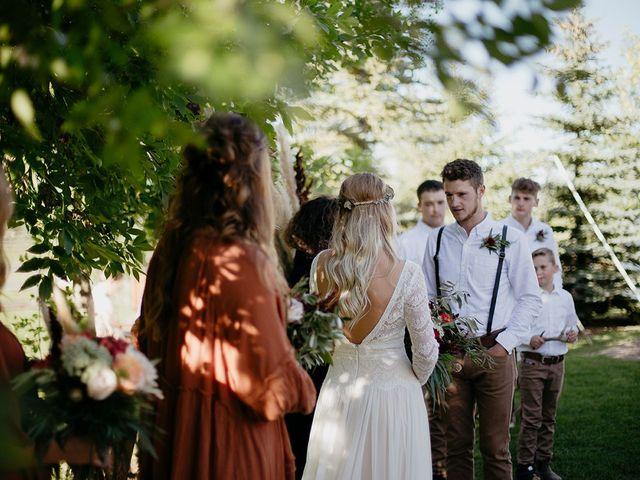 Cody and Tiana's wedding in Fort Qu'Appelle, Saskatchewan 72