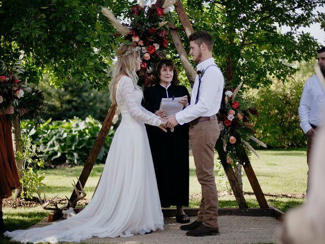 Cody and Tiana's wedding in Fort Qu'Appelle, Saskatchewan 75