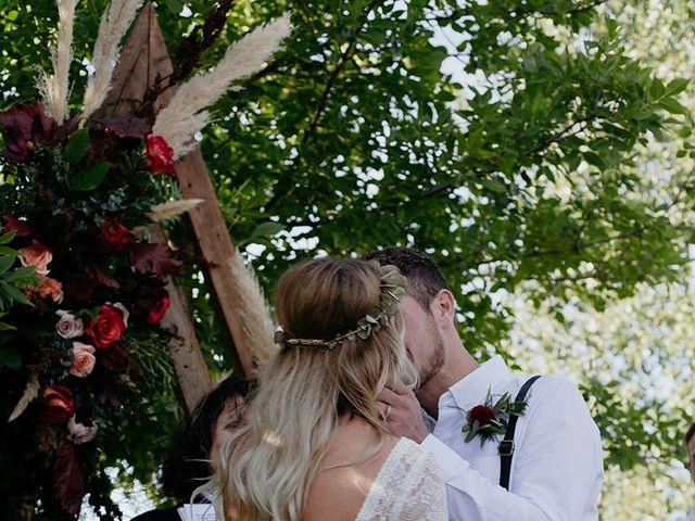 Cody and Tiana's wedding in Fort Qu'Appelle, Saskatchewan 76
