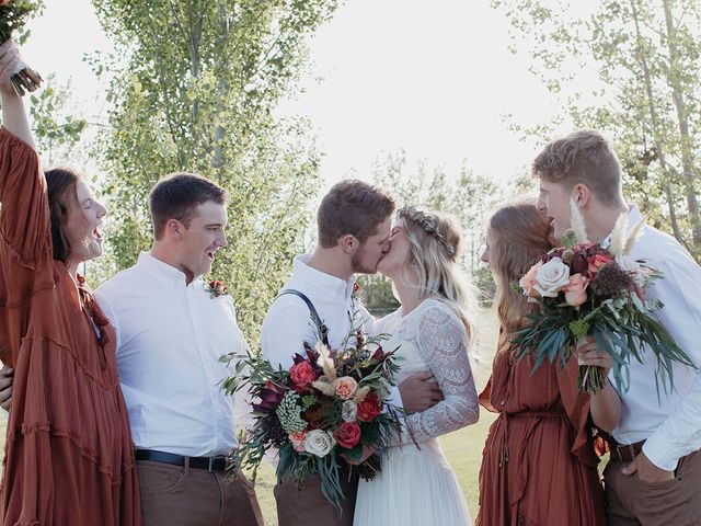 Cody and Tiana's wedding in Fort Qu'Appelle, Saskatchewan 84