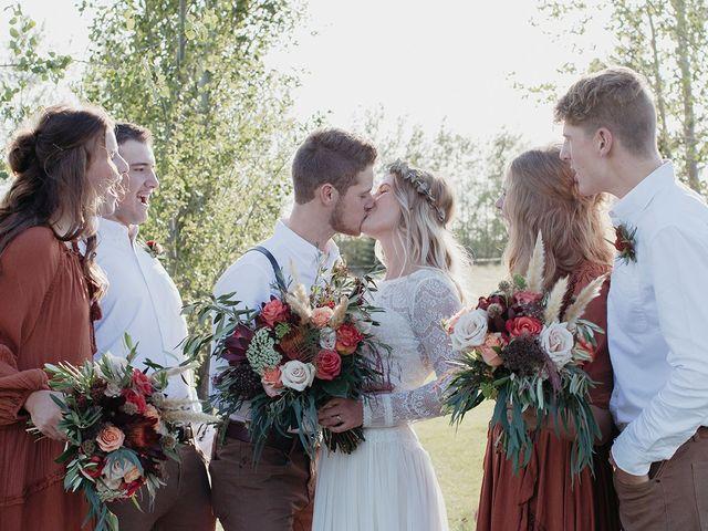 Cody and Tiana's wedding in Fort Qu'Appelle, Saskatchewan 85