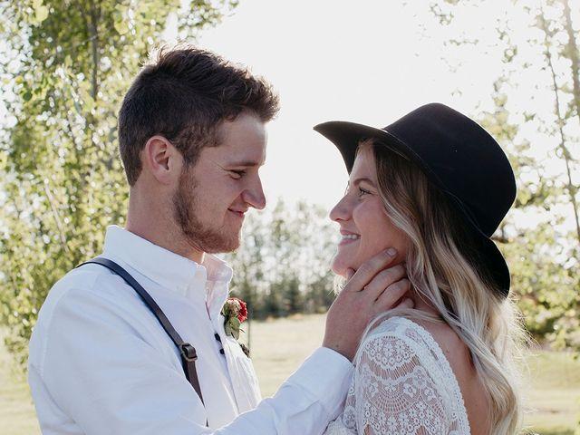 Cody and Tiana's wedding in Fort Qu'Appelle, Saskatchewan 94