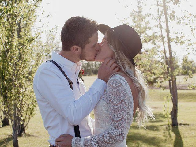 Cody and Tiana's wedding in Fort Qu'Appelle, Saskatchewan 95