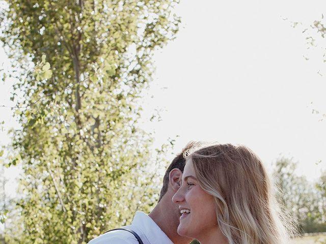 Cody and Tiana's wedding in Fort Qu'Appelle, Saskatchewan 97