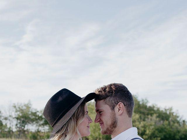Cody and Tiana's wedding in Fort Qu'Appelle, Saskatchewan 99