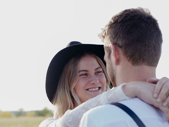 Cody and Tiana's wedding in Fort Qu'Appelle, Saskatchewan 100
