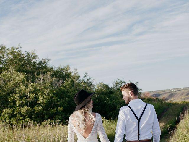 Cody and Tiana's wedding in Fort Qu'Appelle, Saskatchewan 101