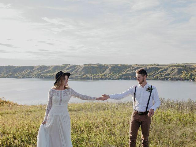 Cody and Tiana's wedding in Fort Qu'Appelle, Saskatchewan 102