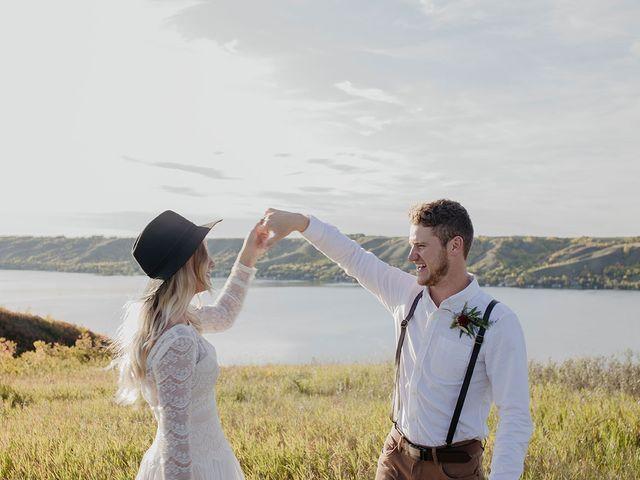 Cody and Tiana's wedding in Fort Qu'Appelle, Saskatchewan 107
