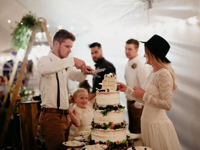 Cody and Tiana's wedding in Fort Qu'Appelle, Saskatchewan 123