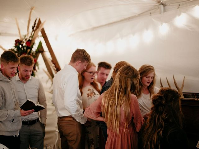 Cody and Tiana's wedding in Fort Qu'Appelle, Saskatchewan 135